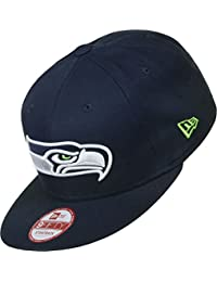 New Era Team Basic Seattle Seahawks Snapback