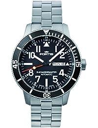 Fortis B42 Marinemaster Day Date 647.29.41M Reloj Automático para hombres Carcasa Maciza