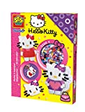 SES- Creative 14751 Hello Kitty- Perle da stirare (1.200 pezzi)