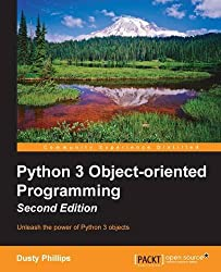 Python 3 Object-oriented Programming - Second Edition