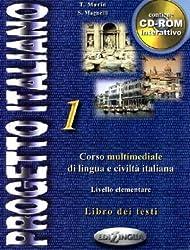 Progetto Italiano - Level 10: Libro Dei Testi 1