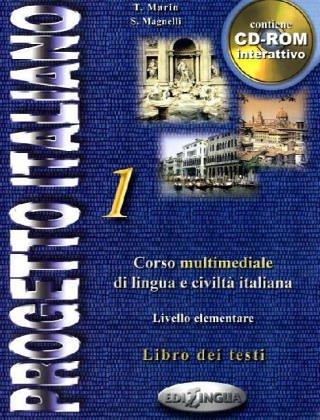 Progetto Italiano 1 : Cahier de l'élève (1Cédérom)