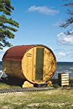 Sauna at Cape Kolka on the Baltic Sea in Latvia Journal: 150 page lined...