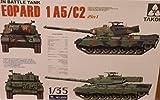 TAKOM TAK2004 - 1/35 2 in 1 Leopard 1A5/C2 , Panzer