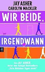 Wir beide, irgendwann (German Edition)
