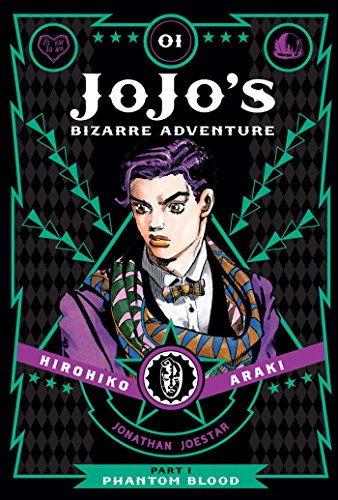 JOJOS BIZARRE ADV PHANTOM BLOOD HC VOL 01 (JoJo's Bizarre Adventure: Part 1--Phanto, Band 1)