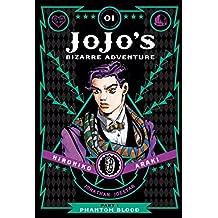 JOJOS BIZARRE ADV PHANTOM BLOOD HC VOL 01 (Jojo's Bizarre Adventure: Part 1: Phantom Blood)