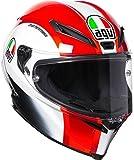AGV Motorradhelm Corsa R E2205 Replica PLK, Sic58 Rot, Größe ML