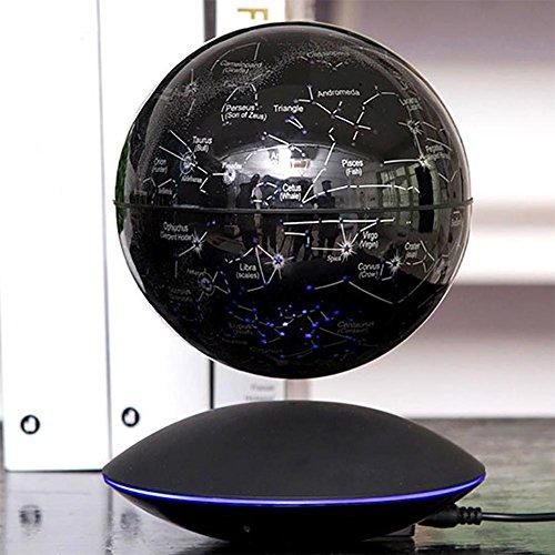 baby Q Levitación magnética, Ornamentos creativos de Maglev, globo de Maglev que brilla intensamente, regalos de la decoración casera