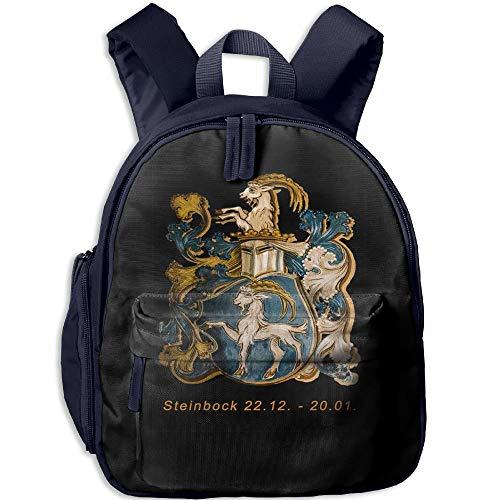 Steinbock 22.12-20 Toddler Kids Pre School Bag Cute 3D Print Children School Backpack - Spy Kids 3d