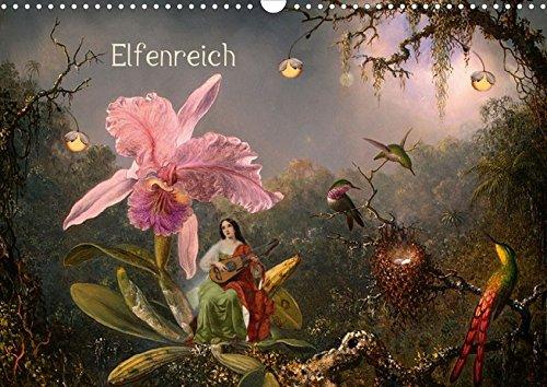 Elfenreich (Posterbuch DIN A3 quer): Eine Reise durch die Welt der Feen und Elfen Posterbuch, 14 Seiten (CALVENDO Kunst) [Taschenbuch] [Mar 21, 2013] Pfeifer, Yvonne