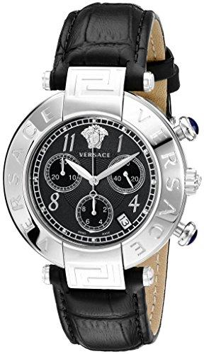Versace Q5C99D009 S009 - Orologio da polso da uomo