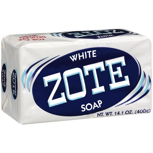 Zote White Laundry Soap, 14.1 Oz