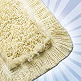 Bodenwischer Wischbezug 40 cm 10 x und Gratis Reiniger| 40cm | Baumwolle | Top Qualität