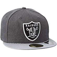 ae5507faf8d41 Amazon.es  new era gorras raiders - Gris