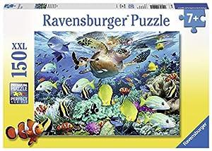 Ravensburger - Puzzle con diseño de Mundo Marino, 150 Piezas (10009 5)