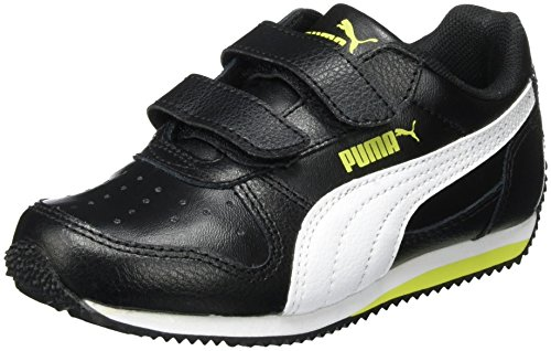 Puma Fieldsprint L V, Baskets mode garçon