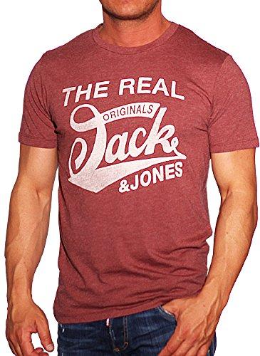 Jack & Jones Herren T-Shirt Port Royale