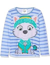 Nickelodeon Paw Patrol Everest, Camiseta para Niñas