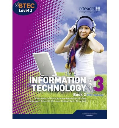 [(BTEC Level 3 National IT Student Book 2: 2)] [by: Jenny Lawson]