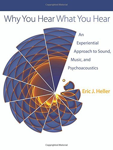 Why You Hear What You Hear: An Experiential Approach to Sound, Music, and Psychoacoustics: Written by Eric J. Heller, 2012 Edition, Publisher: Princeton University Press [Hardcover]