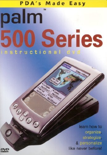PDA's Made Easy - Palm 500 Series: Instructional DVD (500 Serie Palm)