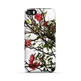 artboxONE Apple iPhone SE Tough-Case Handyhülle Rose von Tan Kadam - Tough-Case Handyhülle Smartphone Case