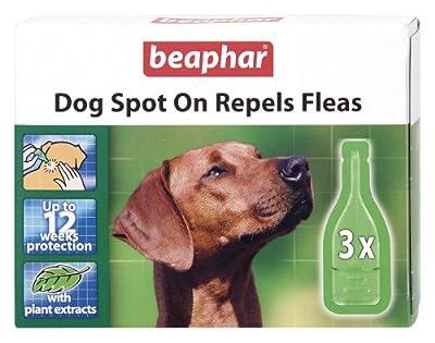 Beaphar Dog Spot-On Repels Fleas from Beaphar