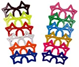 #5: Sandbox Party Goggles Star Shape (Pack of 12)