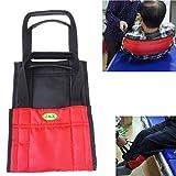 AAABELT Tavole di Trasferimento Ausiliario Maiusc Belt Cintura Dell'andatura Turner Patient Cuscinetto Rovesciato per Gli Anziani Disabilitato Alzarsi