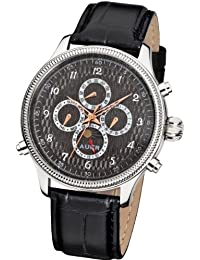 AUER Classic Collection BA-509-GyBL Reloj Automático para hombres Diseño Clásico