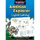 BrainBox - Addition Explorer, juego de mesa en inglés (47051)
