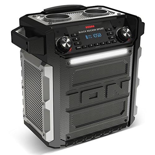 ion-audio-block-rocker-sport-black-portable-waterproof-and-dust-resistant-bluetooth-speaker-system
