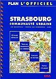 Plan de ville : Plan officiel de Strasbourg