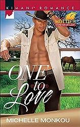 One to Love (Mills & Boon Kimani) (Kimani Hotties, Book 63)