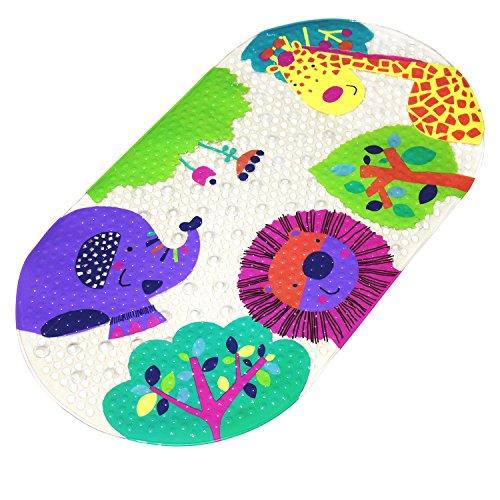jamhoodirect antideslizante alfombra de baño para niños/bebé anti-b