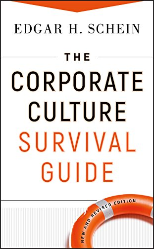 The Corporate Culture Survival Guide (J-B Warren Bennis Series, Band 158)