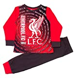 Boys LIVERPOOL FC pyjamas - Ages 3 - 12 yrs (7/8yrs)