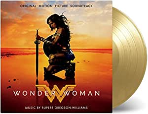 Wonder Woman-Hq/Gatefold-