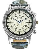 Spyn Analogue White Dial Men's Watch - S...