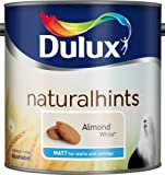 Dulux Matt Almond White, 2.5 L