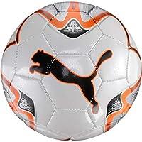 Puma One Star Mini Ball, Unisex Adulto, White/Shocking Orange/Silver