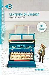 La cravate de Simenon niv. A2 - Livre + mp3