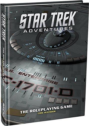 Star Trek Abenteuer Core Regelwerk Collector 's Edition english