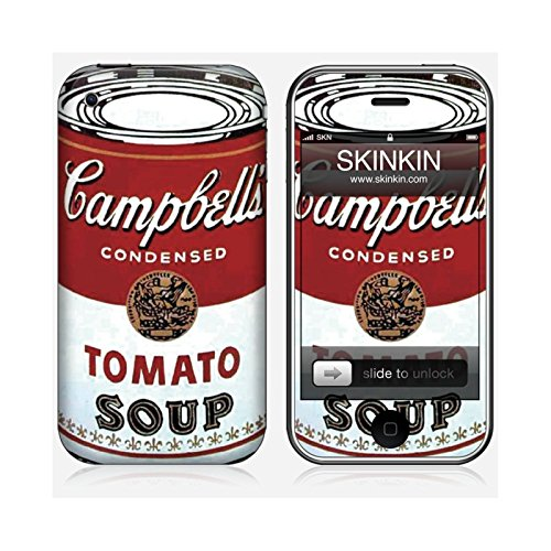 iPhone 6 Case, Cover, Guscio Protettivo - Original Design : Campbells Soup Can da Andy Warhol iPhone 3 skin