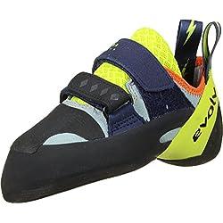 Evolv Shakra W - Zapatillas de Escalada, Color Azul, Mujer, 8 US / 39 EUR