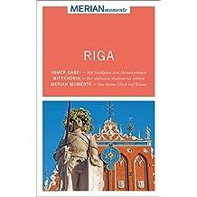 MERIAN momente Reiseführer Riga
