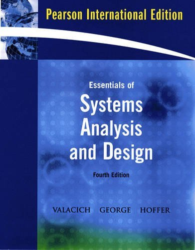 essential of systems analysis and design essay Project success and failure: what is success, what is failure, and how can you improve your odds for success robert frese systems analysis.