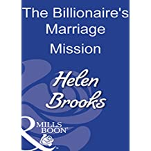 The Billionaire's Marriage Mission (Mills & Boon Modern)
