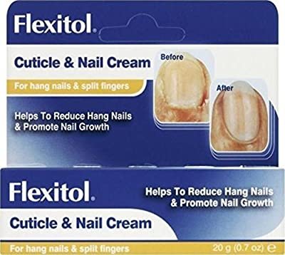 Flexitol Nail & Cuticle Cream 20g x 3 Packs by Flexitol